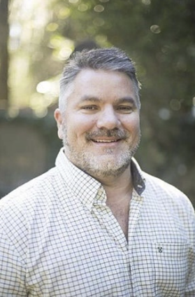Photo of Gregory Winter