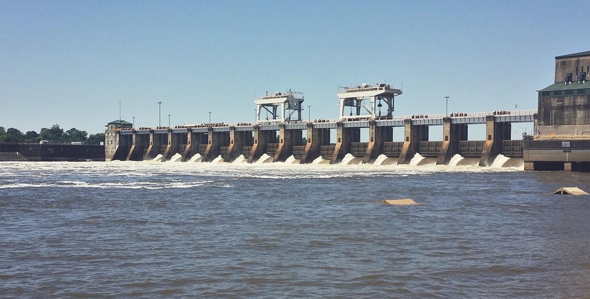 Woodruff Dam